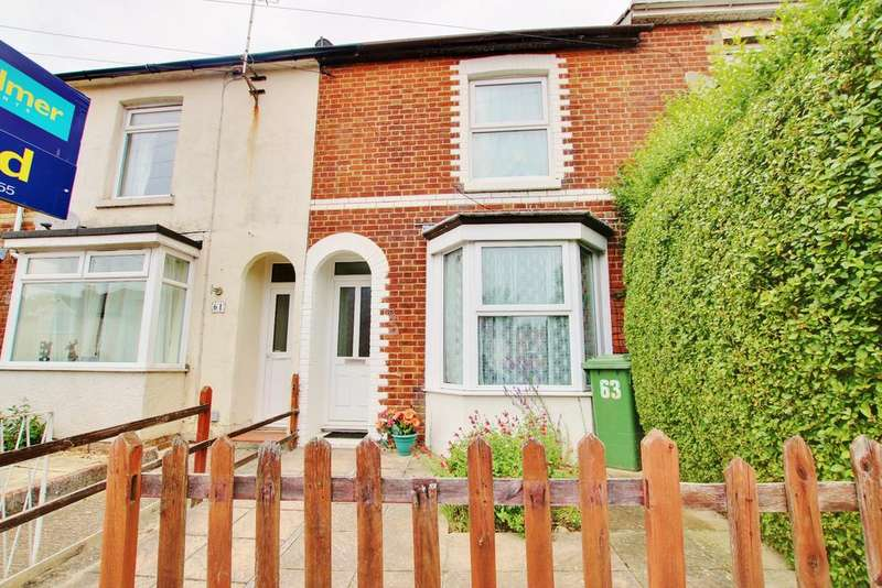 3 Bedrooms Terraced House for sale in Swift Road, Woolston