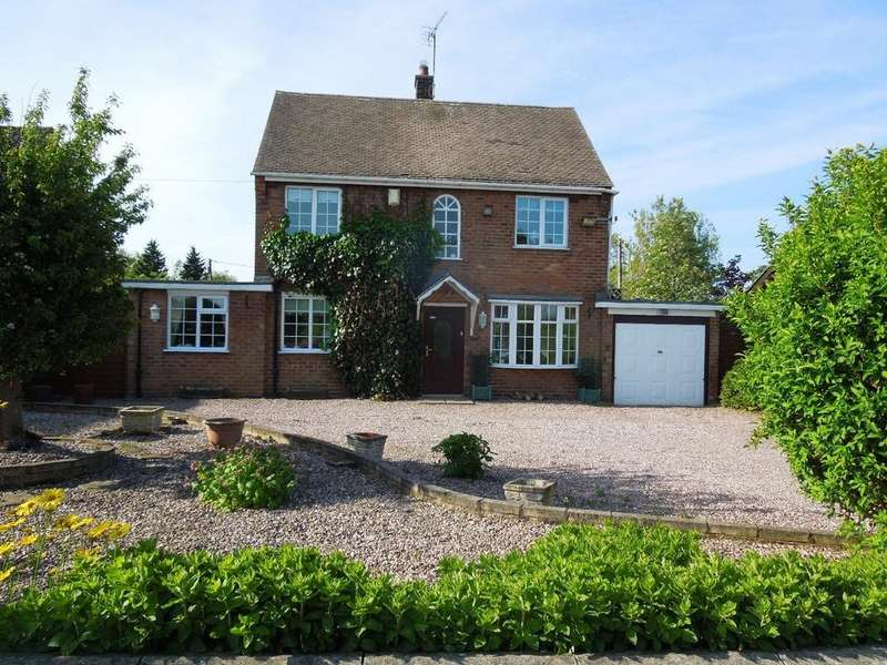 3 Bedrooms Detached House for sale in School Lane, Brereton