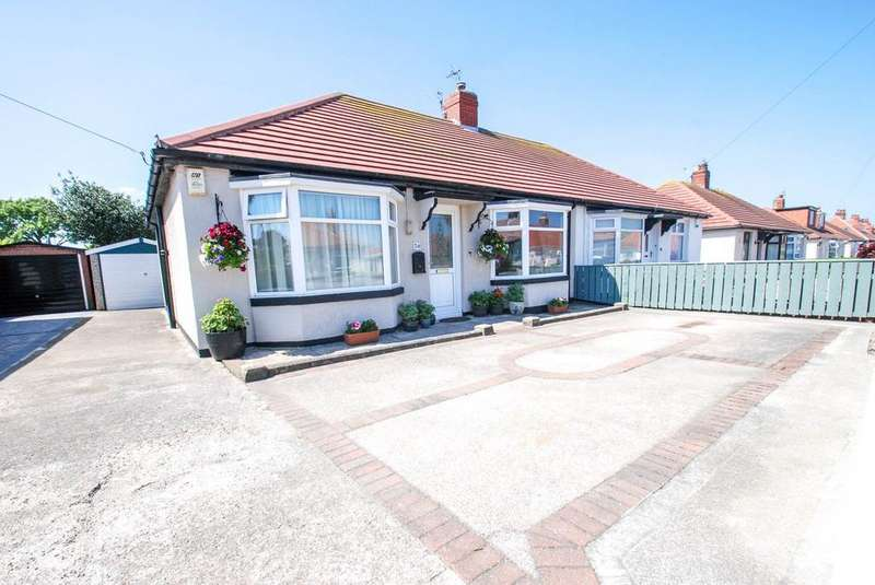2 Bedrooms Bungalow for sale in Lisle Road, South Shields