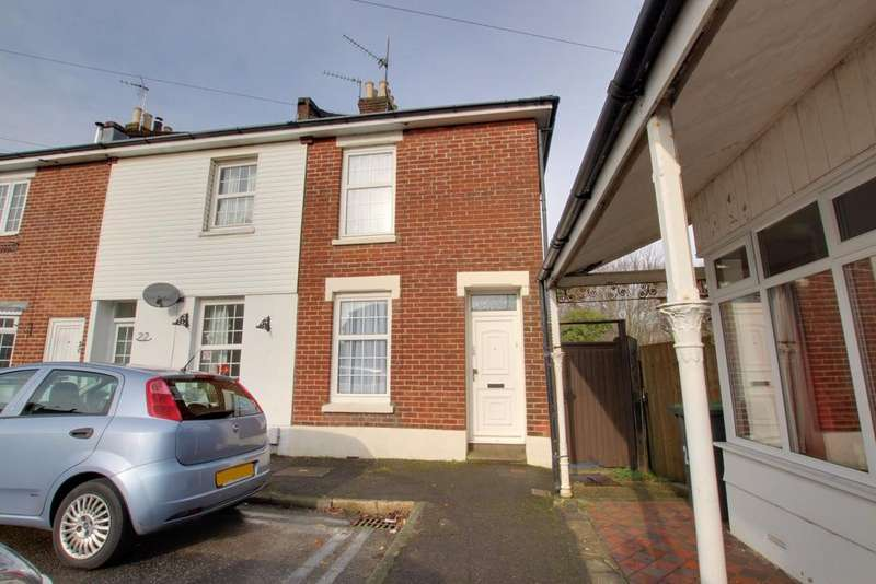 2 Bedrooms End Of Terrace House for sale in Emsworth