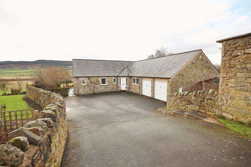 4 Bedrooms Detached Bungalow for sale in High Field, Thropton, Morpeth