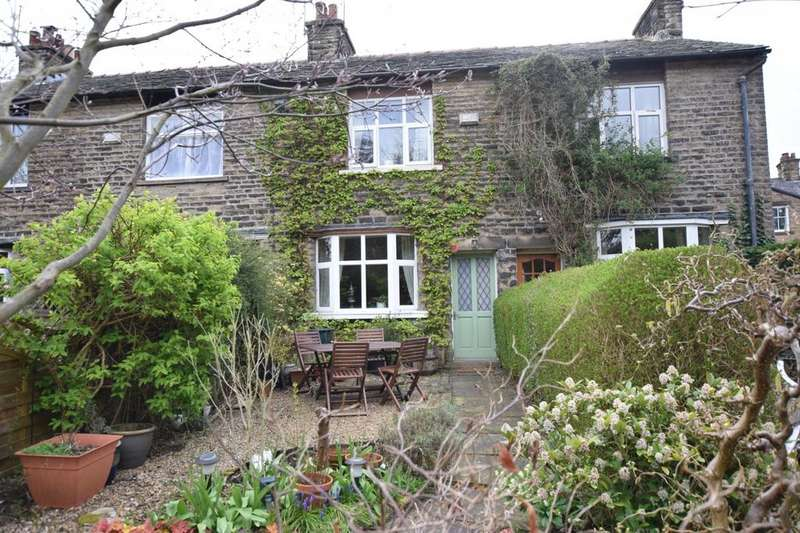 2 Bedrooms Terraced House for sale in Wheatsheaf Cottages, Whaley Bridge