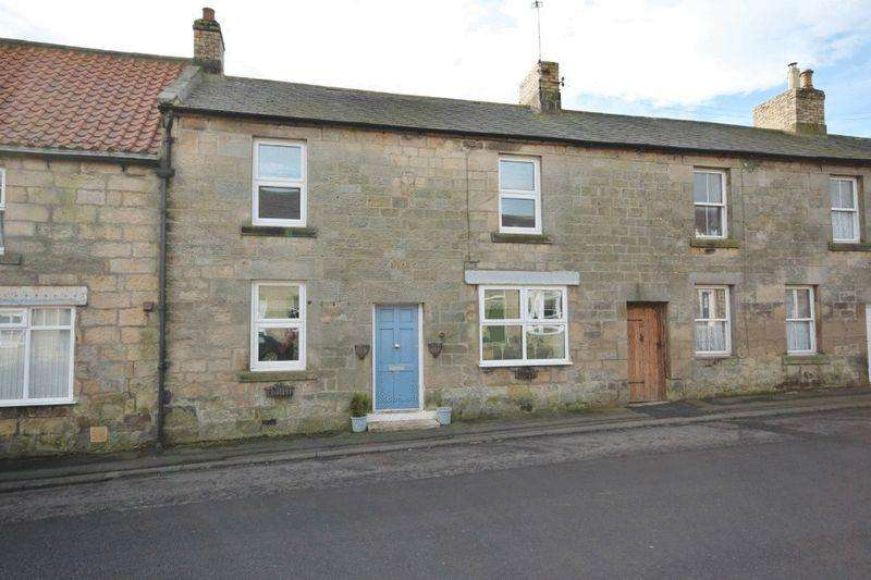 4 Bedrooms Terraced House for sale in Front Street, Glanton, Alnwick