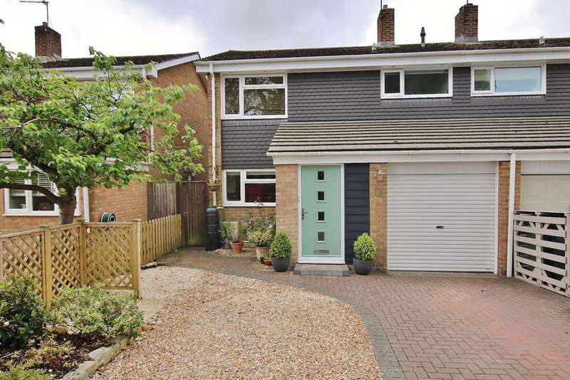 3 Bedrooms Semi Detached House for sale in South Wonston