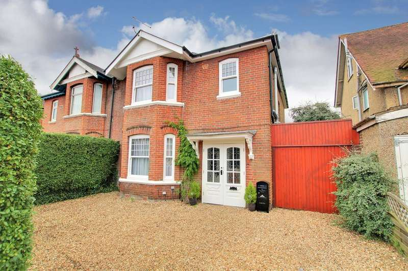 5 Bedrooms Semi Detached House for sale in Upper Shirley, Southampton