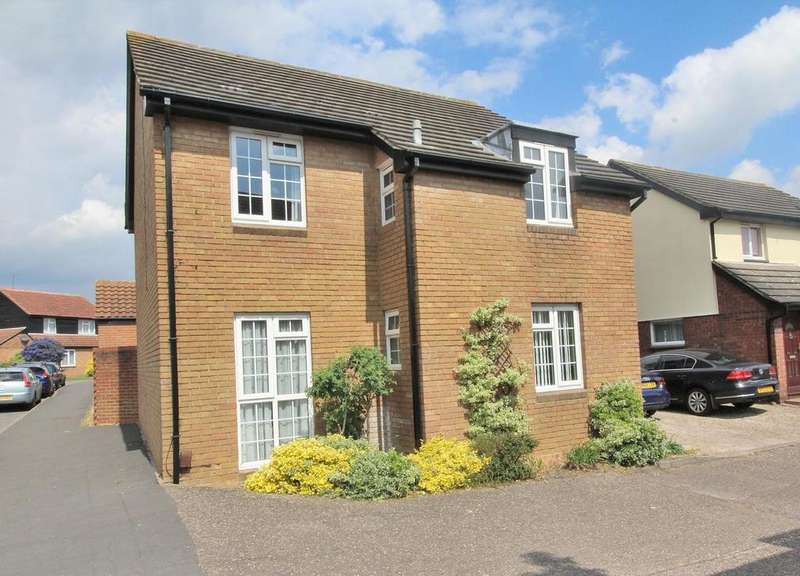 4 Bedrooms Detached House for sale in Aldridge Close, Chelmsford, Essex, CM2