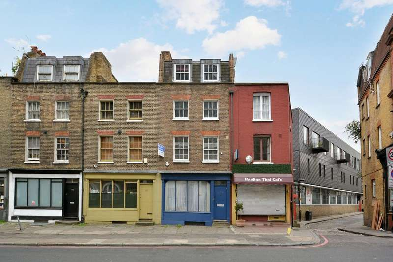 3 Bedrooms House for sale in Kings Cross Road, London