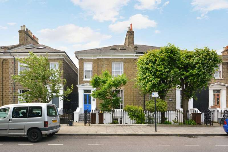 5 Bedrooms House for sale in Middleton Road, London Fields, London