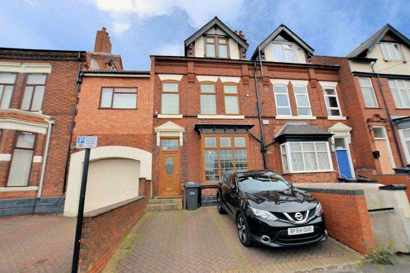 5 Bedrooms Terraced House for sale in Bearwood Road, Smethwick