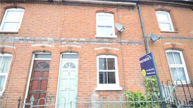 2 Bedrooms Terraced House for sale in Francis Street, Reading, Berkshire