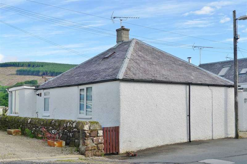 2 Bedrooms Bungalow for sale in Murray Place, Lamlash