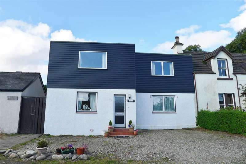 3 Bedrooms End Of Terrace House for sale in Craggan, Lamlash