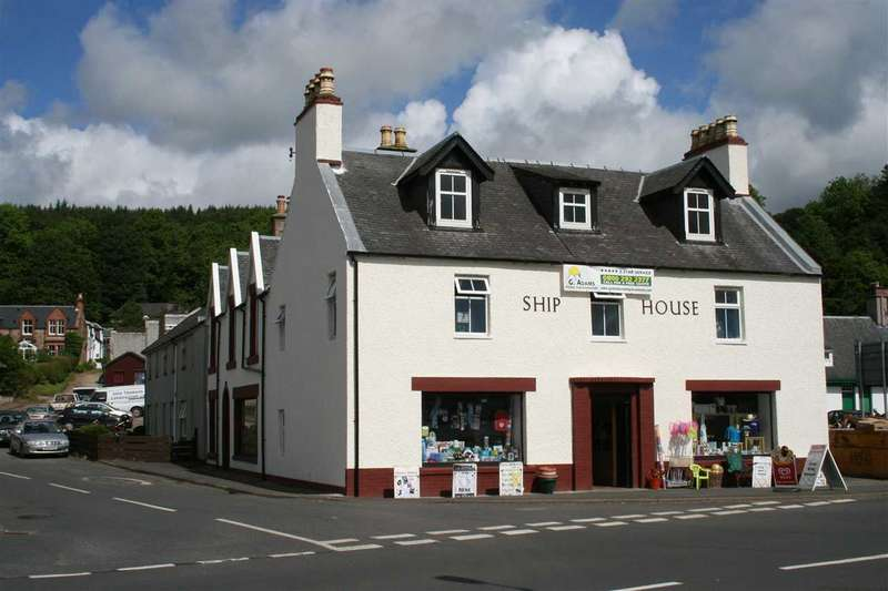Commercial Property for sale in The Ship House, Lamlash