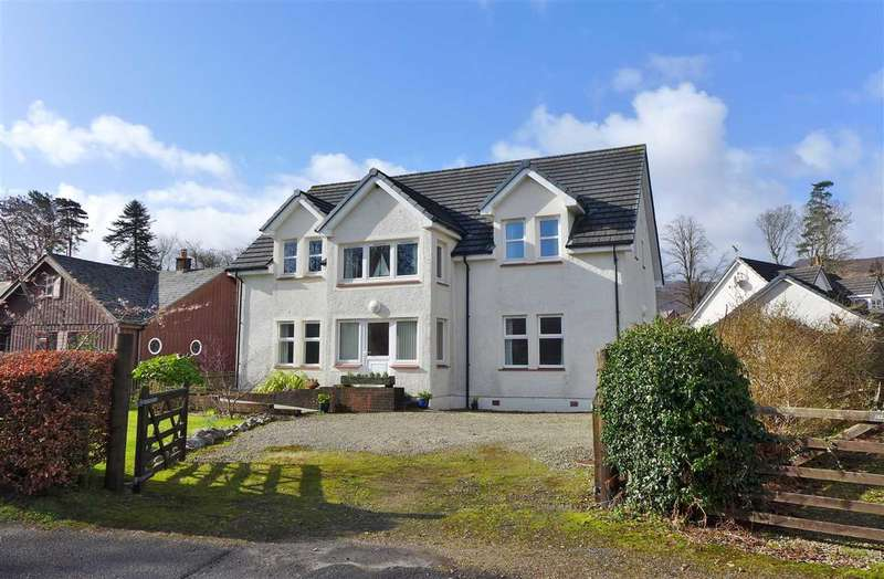 5 Bedrooms Detached House for sale in Fairbourne, Auchrannie Road, Brodick