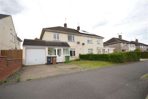 3 Bedrooms Semi Detached House for sale in WILLOWBROOK ROAD, CORBY