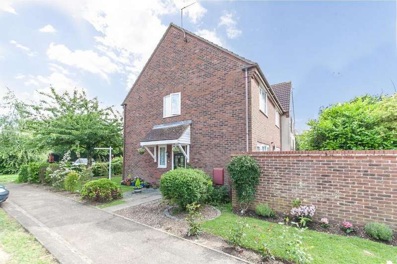 2 Bedrooms End Of Terrace House for sale in Cleveland Close, Highwoods, Colchester, Essex, CO4