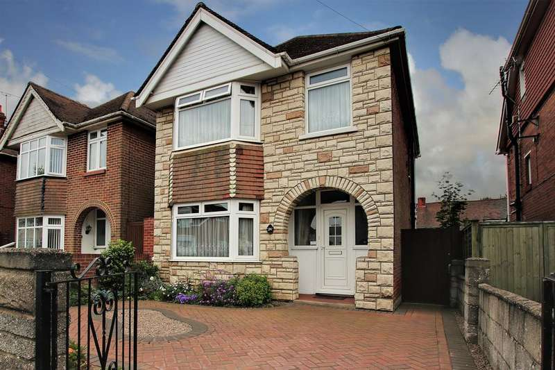 3 Bedrooms Detached House for sale in Regents Park, Southampton