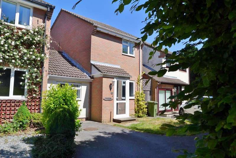 2 Bedrooms Link Detached House for sale in TITCHFIELD COMMON