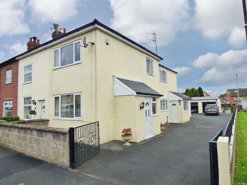 3 Bedrooms End Of Terrace House for sale in Highmore Street, Westfields, Hereford