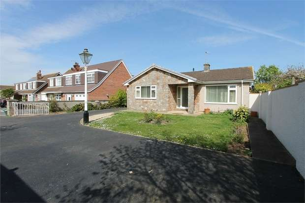 3 Bedrooms Detached Bungalow for sale in Palmers Way, Hutton, Weston-Super-Mare, Somerset