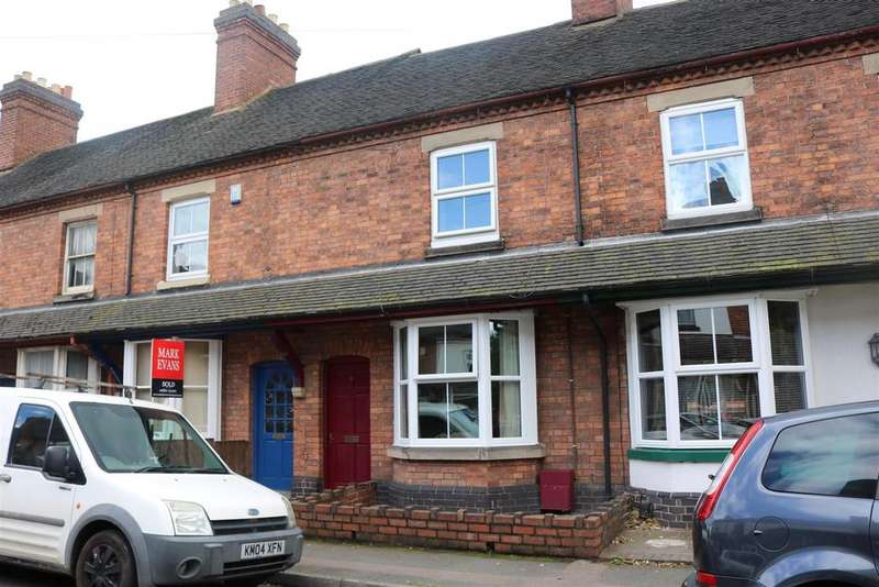 2 Bedrooms Terraced House for sale in Barbara Street, Tamworth
