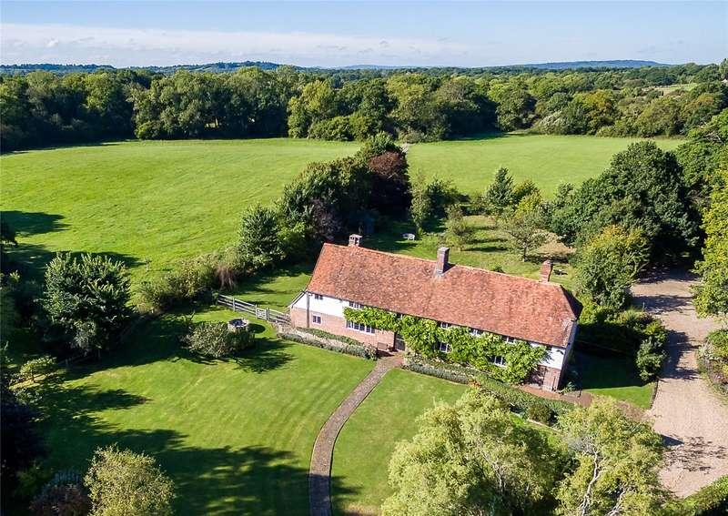 5 Bedrooms Detached House for sale in Oldhouse Lane, Coolham, Horsham, West Sussex, RH13
