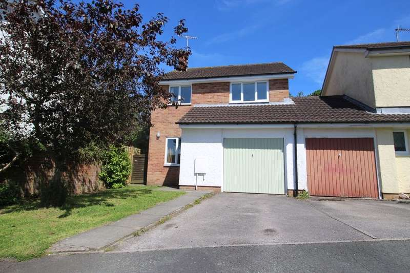 3 Bedrooms Detached House for sale in Dornafield Drive East, Ipplepen, Newton Abbot, TQ12