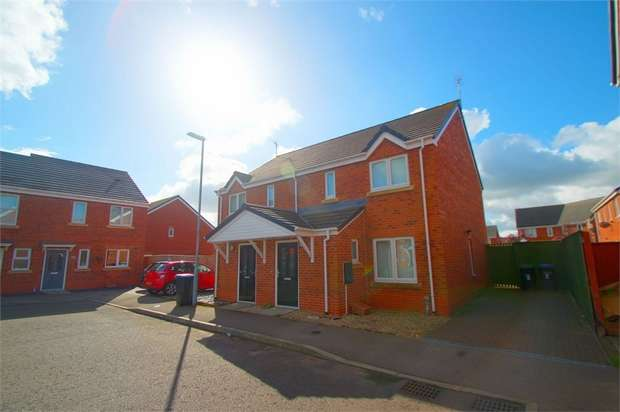 2 Bedrooms Semi Detached House for sale in Victoria Square, Durham, UK