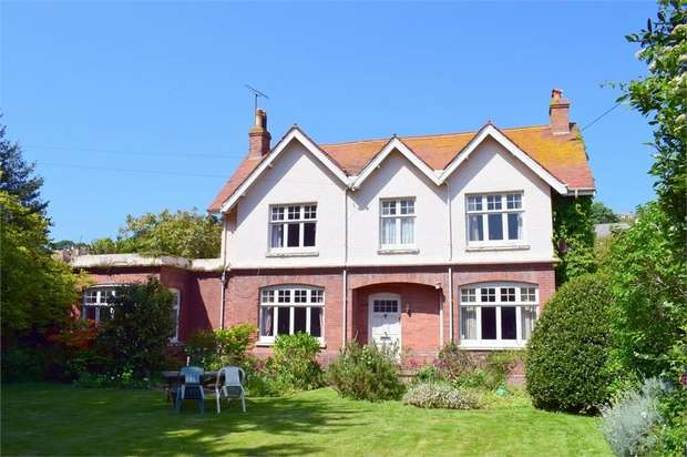 8 Bedrooms Detached House for sale in Budleigh Salterton, Devon
