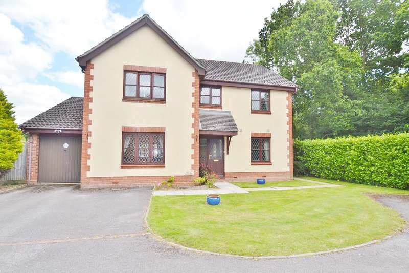 4 Bedrooms Detached House for sale in West End