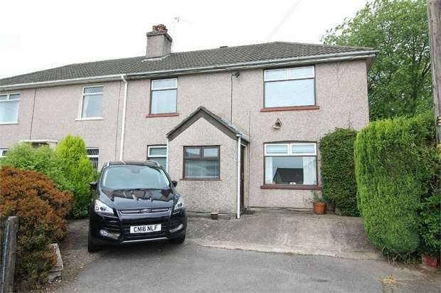 3 Bedrooms Semi Detached House for sale in 10 Parc Avenue, Pontnewydd, CWMBRAN, Torfaen