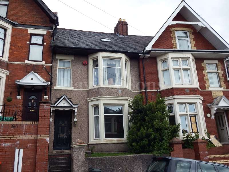 5 Bedrooms Terraced House for sale in St. Johns Road, Off Chepstow Road, Newport. NP19 8GW