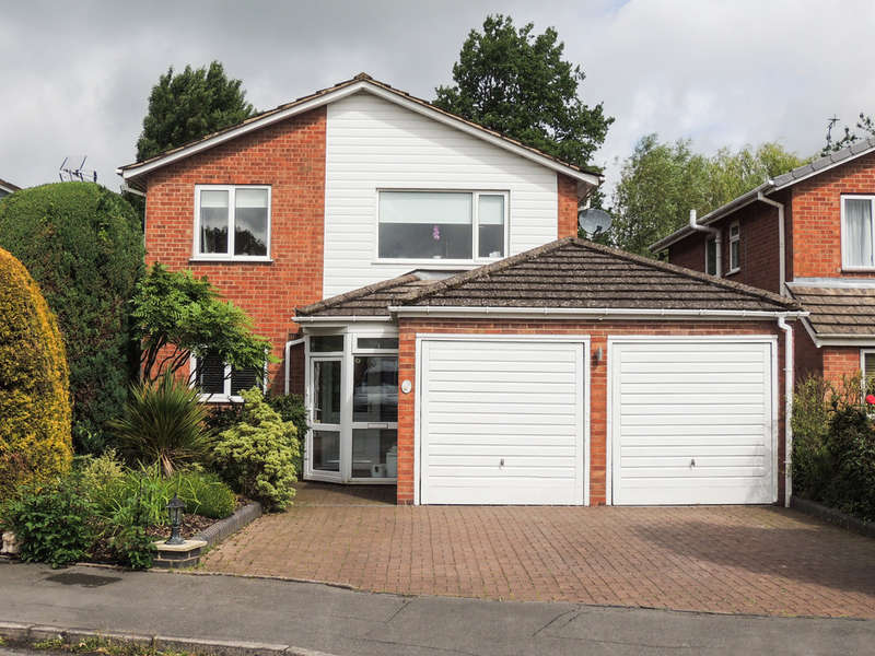 4 Bedrooms Detached House for sale in Ettington Close, Dorridge, Solihull