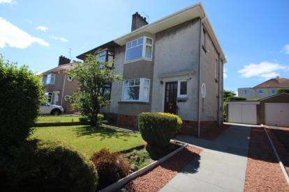 3 Bedrooms Semi Detached House for sale in Douglas Drive, Baillieston