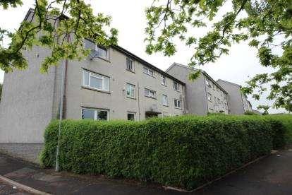 2 Bedrooms Flat for sale in Ross Walk, Kilmarnock