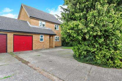 4 Bedrooms Link Detached House for sale in Attleborough