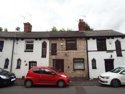 2 Bedrooms Terraced House for sale in Lincoln Road, Acocks Green
