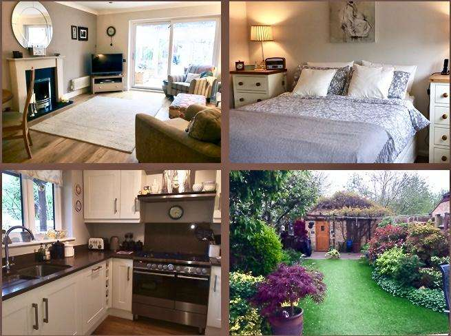 2 Bedrooms Serviced Apartments Flat for rent in *SHORT TERM SERVICED ACCOMODATION*, Cannon Grove, Fetcham, Surrey, KT22 9LP