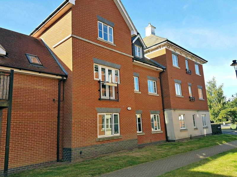 2 Bedrooms Flat for sale in Pashford Place, Ravenswood