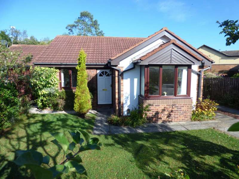 2 Bedrooms Detached Bungalow for sale in Hundale Crescent, Redcar