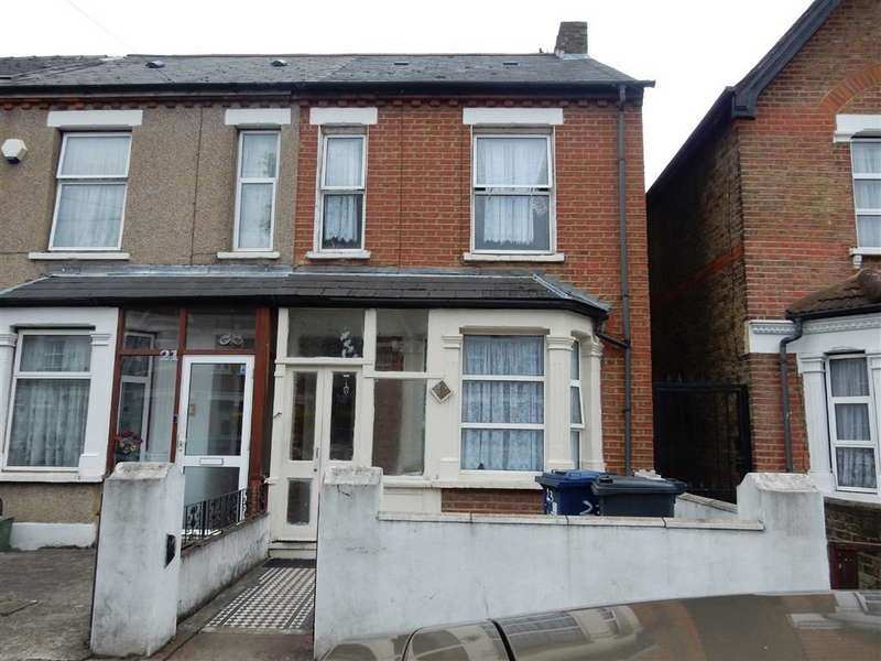 3 Bedrooms End Of Terrace House for sale in Florence Road, Southall, Middlesex