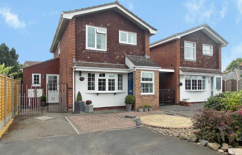 3 Bedrooms Property for sale in Plackett Close, Breaston