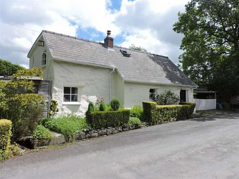 3 Bedrooms Cottage House for sale in Llangybi, Lampeter