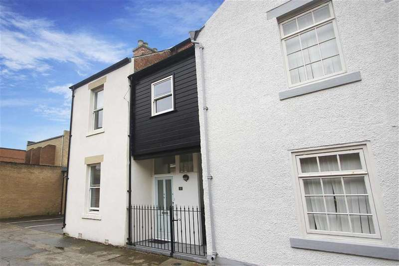 4 Bedrooms Property for sale in Back Prudhoe Terrace, Tynemouth, Tyne And Wear