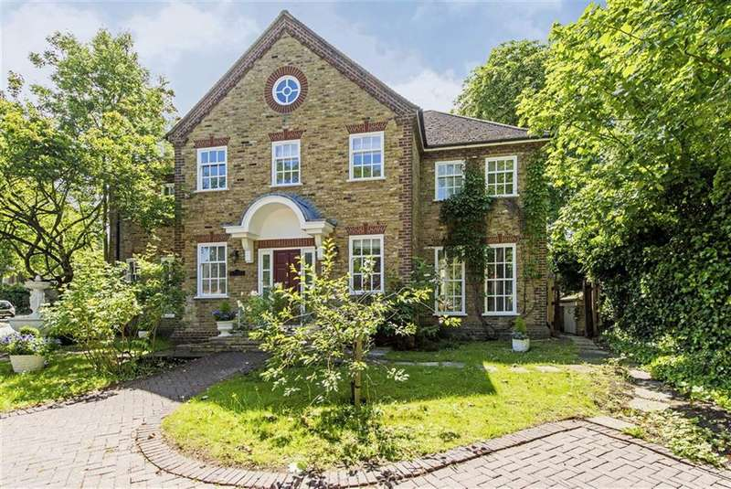 5 Bedrooms House for sale in Hambledon Place, London, SE21