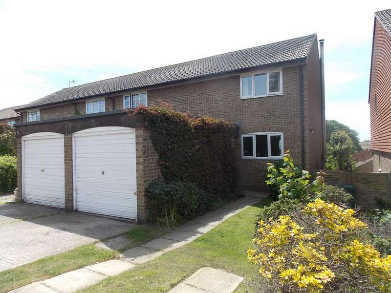 2 Bedrooms End Of Terrace House for sale in Woodlands Close, Peacehaven, East Sussex