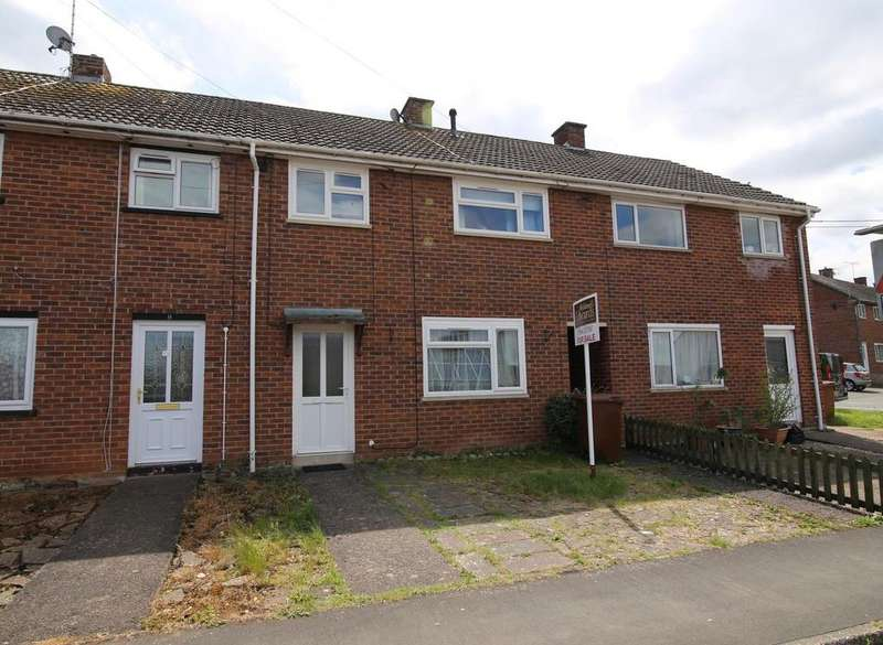 3 Bedrooms Semi Detached House for sale in Blackmore Road, Tiverton