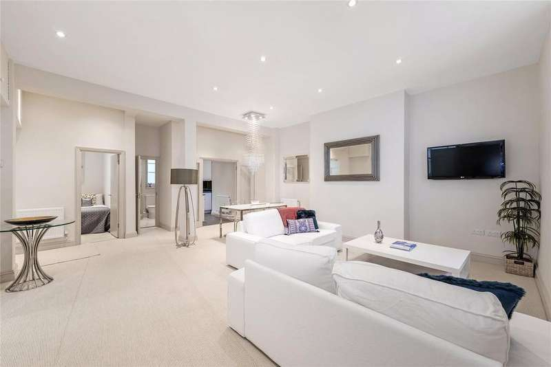 4 Bedrooms Flat for sale in St. Georges Drive, London, SW1V