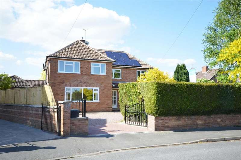 6 Bedrooms Detached House for sale in Ferndale Road, Hereford