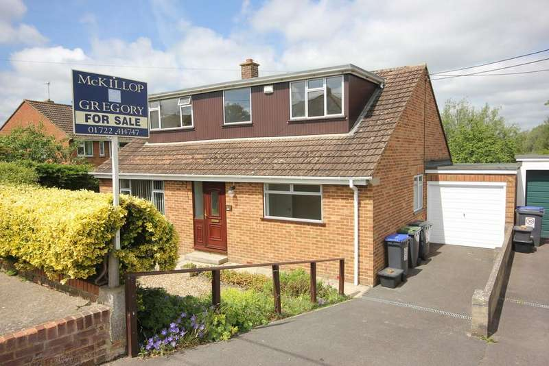 4 Bedrooms Detached Bungalow for sale in CHURCH ROAD, LAVERSTOCK, SALISBURY, WILTSHIRE SP1 1RB